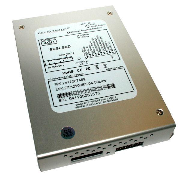 emulation de disque dur